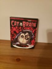 A Cat in the Brain (Blu-ray Disc, 2016, 2-Disc Set, CD/Blu-ray) Lucio Fulci