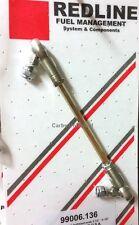 Carb Universal adjustable Linkage Throttle Rod 5 1/5-6 1/2 swivel stud 5mm end