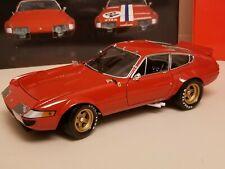 Kyosho 1/18 FERRARI 365 GTB/4 Daytona Red 08165R NEW in box