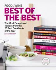 Food and Wine Best of the Best, Volume 18 by Food and Wine Magazine Staff