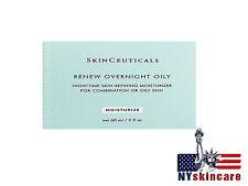 Skinceuticals Renew Overnight Oily 60ml/2oz Oily/Combination Skin Brand New
