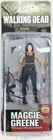 "Todd Mcfarlane Walking Dead Series 5 - Maggie Greene 5"" Action Figure New"
