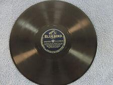 "GLENN MILLER WHEN THE ROSES BLOOM ALWAYS IN MY 78RPM 10"" RECORD BLUEBIRD B-11438"