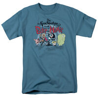 Grim Adventures of Billy & Mandy GROUP SHOT Adult T-Shirt All Sizes