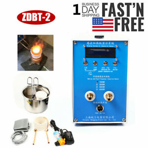 Newest Induction Heater Induction Heating Machine Metal Melting Furnace Welding