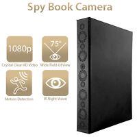 1080P HD Spy Hidden Camera Motion Activated Video Recorder DVR Black