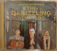 THE DARJEELING LIMITED - Original Soundtrack CD 2007 ATCO AS NEW! OST