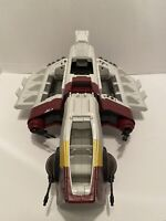 Hasbro Star Wars The Clone Wars Republic Attack Shuttle Vehicle Not Complete