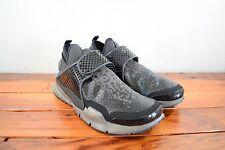 Nikelab X Stone Island Nike Sock Dart Mid SP Black Sz 10 Midnight Fog 910090-001