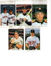 1990-92-94 Mother's Cookies Baseball Lot. 5 Different! UNOPENED! Bagwell & More!