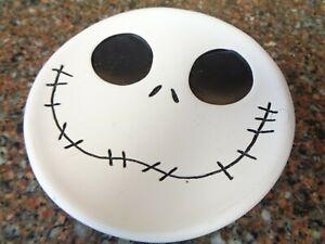 Jack Skellington Soap Dish Nightmare Before Christmas Resin Brand New