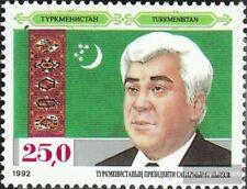 Turkmenistan 11 (compleet.Kwestie.) MNH 1992 Onafhankelijkheid