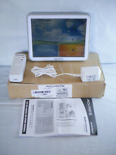 AcuRite 02081M Home Weather Station with Jumbo Color Display & Atomic Clock