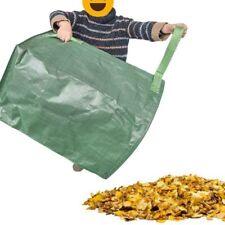 Groß Gartenabfallbehälter Blatt Tasche Gartenabfallsack Gartensack Laubsack