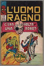 L' UOMO RAGNO corno N.31 C' ERA UNA VOLTA UN ROBOT 1971 ant-man & wasp