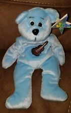 """VTG Elvis The King CLASSIC COLLECTICRITTER PLUSH BEAR LIMITED EDITION 9"""" RARE"""