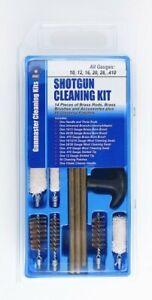 SGK116 Universal 14 Piece Shotgun Cleaning Kit in Durable Clamshell
