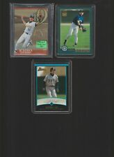Ichiro Suzuki Rare 3 Card lot Japanese Blue Wave Gold B16 RC BDP84 RC 726 FHOF