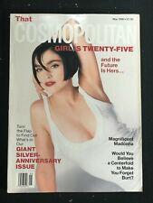 COSMO Cosmopolitan Magazine - May 1990 - MADONNA by Scavullo