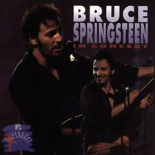 Bruce Springsteen - Plugged - In Concert [New CD]