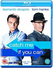 Catch Me If You Can [Bluray] [2002] [Region Free] [DVD]