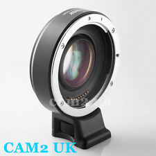Viltrox EF-E F/Booster Auto Focus AF Adapter Canon EOS lens to Sony NEX 5T A6000