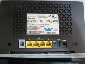 Huawei HG533 WiFi router