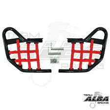 Honda TRX 300EX   Nerf Bars   Alba Racing  Black Red  255 T1 BR