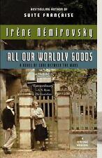 Vintage International Ser.: All Our Worldly Goods by Irène Némirovsky (2011,...