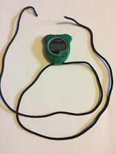 Champion Sports Running Walking Stop Watch-Stopwatch-Alarm-Green
