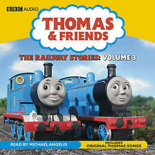 Thomas Railway Stories: v. 3 by Reverend Wilbert Vere Awdry (CD-Audio, 2008)