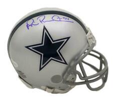Michael Irvin Autographed/Signed Dallas Cowboys Mini Helmet JSA 21607