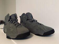 Nike Air Jordan 342964-027 Men's TRUE FLIGHT Cool Grey/Black Sz 10