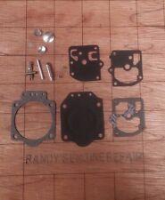 ZAMA # RB-16 CARBURETOR carb REPAIR rebuild KIT GENUINE oem Homelite xl12 sxlao