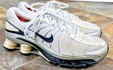 best service 709ab 88193 Nike Shox Turbo Zapatillas para mujer Talla 9 Blanco Negro Calzado para  Tenis PASEAR RUNNING