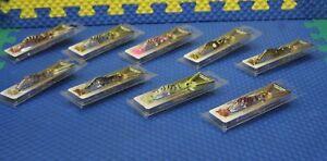 "Savage Gear TPE 3D MANIC Shrimp 4"" 3/11oz Sinking CHOOSE YOUR COLOR!!!"