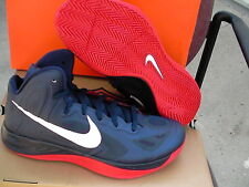 Nike hyperfuse light basketball shoes size 12 us new obsidian color