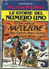 ALAN FORD - LE STORIE DEL NUMERO UNO n° 2 (MBP, 1993)