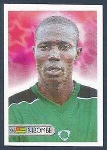 MUNDOCROM WORLD CUP 2006- #465-TOGO-DARE NIBOMBE