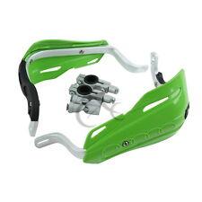 """7/8"""" 22mm Hand Brush Guard Handguard For Honda Yamaha Kawasaki Suzuki Dirt Bikes"""