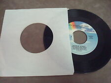 "GEORGE STRAIT- TOO MUCH OF TOO LITTLE/ LOVE WITHOUT END, AMEN  7"" LP"