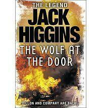 The Wolf at the Door by Jack Higgins (Paperback)  New Book