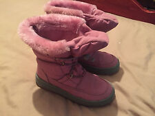 Cougar Snow Winter Boots Size 3 Been Worn, Plenty Life In Them.
