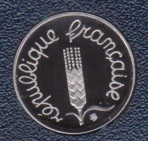 7404 Exemplaires 1 centime 1998 BELLE ÉPREUVE Monnaie Neuve  SEMEUSE RARE