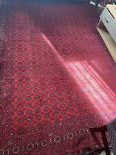 More details for fine antique large royal keshan 100% wool rug persian design  antique
