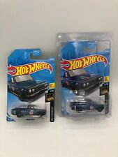 2019 Hot Wheels MAZDA Repu Super Treasure Hunt In Protector W/ Basic - 2 Car Lot