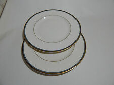 Royal Doulton H5136 Olympia 2 x Dinner Plates. 'Seconds quality' Made in England