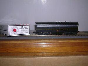 STEWART #8441  P.R.R. EMD F-3B Phase IV Diesel Loco No #  H.O. 1/87