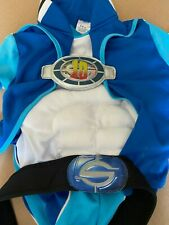 Lazy Town Sportacus Costume with all Accessories age 7-8 years USED