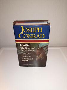 Joseph Conrad Omnibus Collection Lord Jim Hardcover - Free U.S. Shipping
